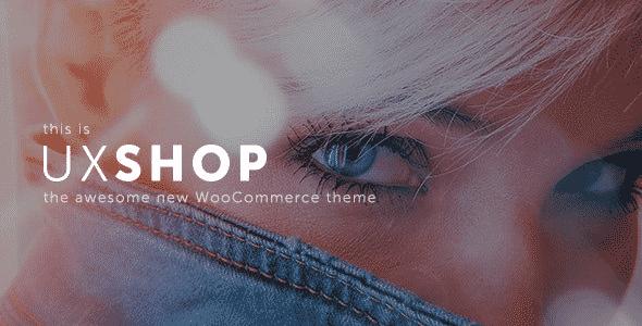 Tema Ux Shop - Template WordPress