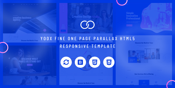 Tema Yoox - Template WordPress