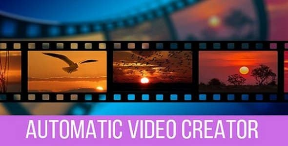 Plugin Automatic Video Creator - WordPress