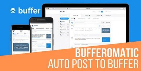 Plugin Bufferomatic - WordPress