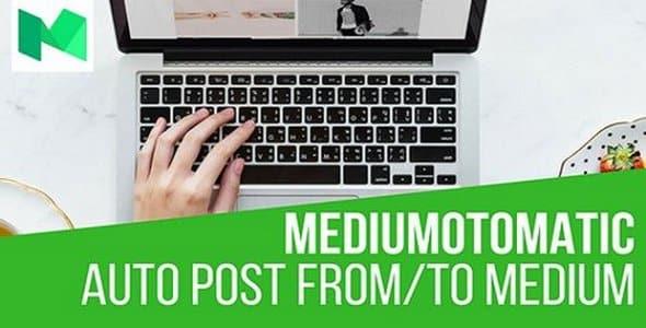 Plugin Mediumomatic - WordPress