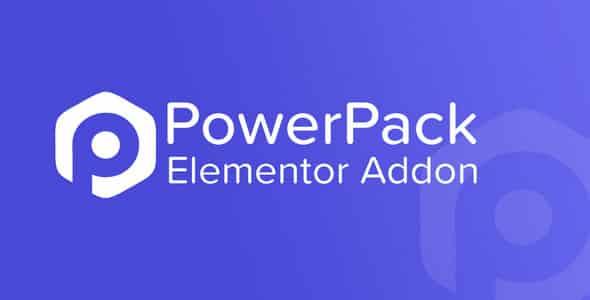 Plugin PowerPack for Elementor - WordPress