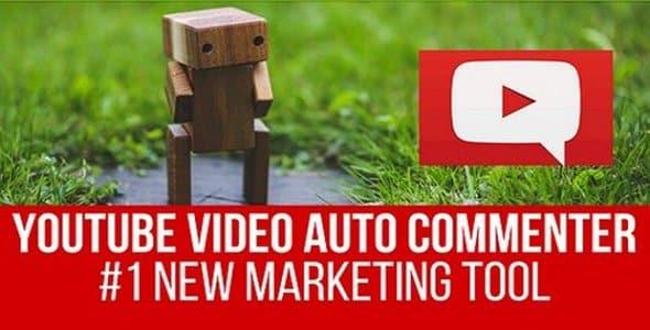 Plugin YouTube Video Auto Commenter - WordPress