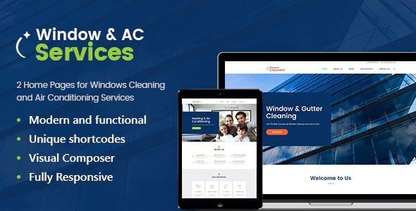 Tema Ac Services - Template WordPress