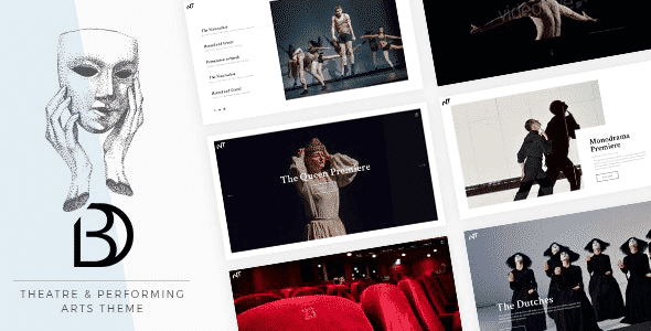 Tema Bard - Template WordPress