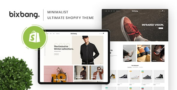 Tema Bixbang - Template WordPress