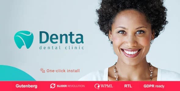 Tema Denta - Template WordPress