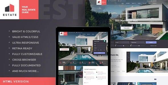 Tema Estate - Template WordPress