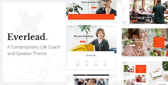 Tema Everlead - Template WordPress