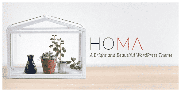 Tema Homa - Template WordPress