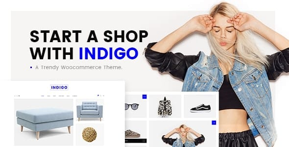 Tema Indigo Mikado-Themes - Template WordPress