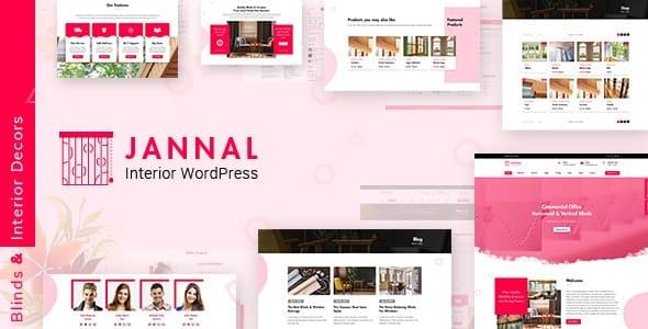 Tema Jannal - Template WordPress