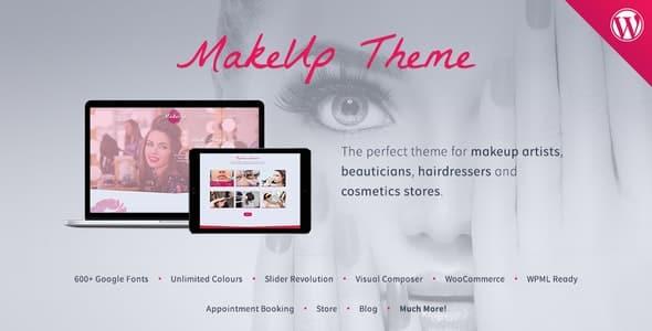 Tema MakeUp - WordPress
