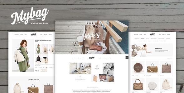 Tema Mybag - Template WordPress