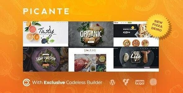 Tema Picante - Template WordPress