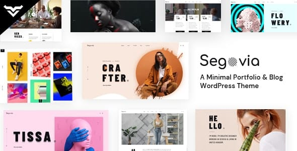 Tema Segovia - Template WordPress