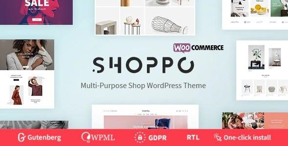 Tema Shoppo - Template WordPress
