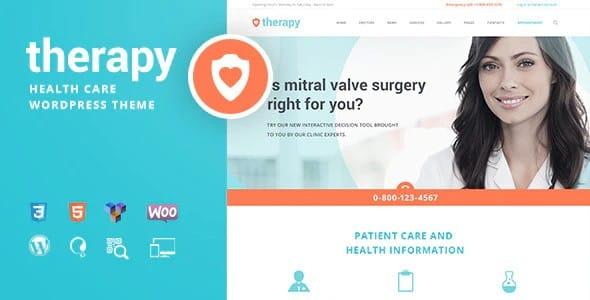 Tema Therapy - Template WordPress