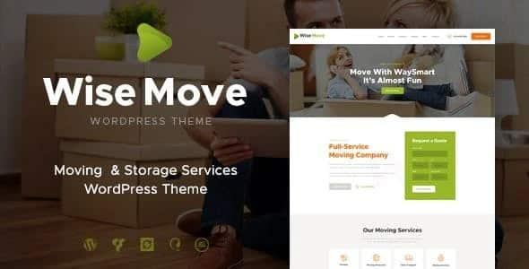 Tema Wise Move - Template WordPress