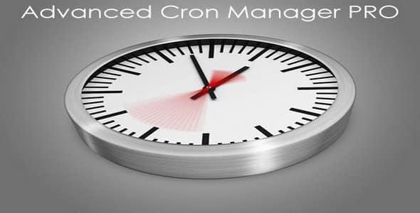 Plugin Advanced Cron Manager Pro - WordPress