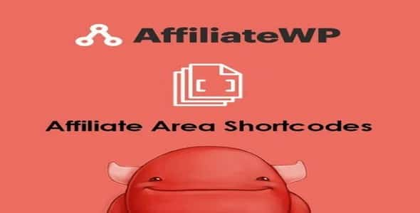 Plugin AffiliateWp Affiliate Area Shortcodes - WordPress