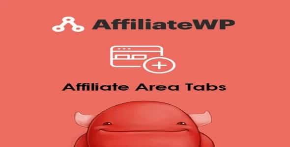 Plugin AffiliateWp Affiliate Area Tabs - WordPress