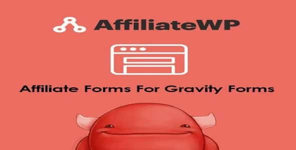 Plugin AffiliateWp Affiliate Forms For Gravity Forms - WordPress