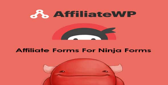 Plugin AffiliateWp Affiliate Forms For Ninja Forms - WordPress