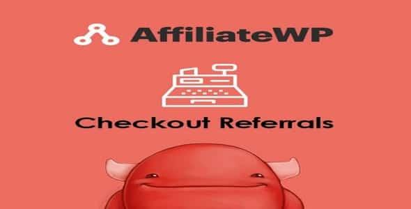 Plugin AffiliateWp Checkout Referrals - WordPress