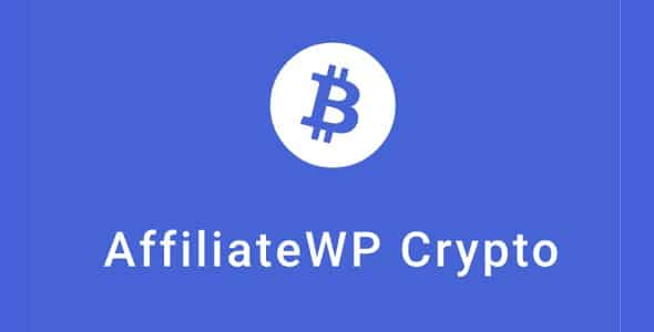 Plugin AffiliateWp Crypto - WordPress