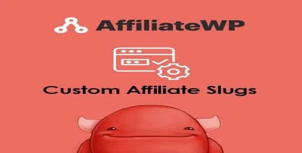 Plugin AffiliateWp Custom Affiliate Slugs - WordPress