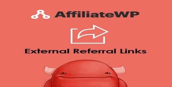 Plugin AffiliateWp External Referral Links - WordPress