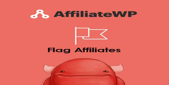 Plugin AffiliateWp Flag Affiliates - WordPress