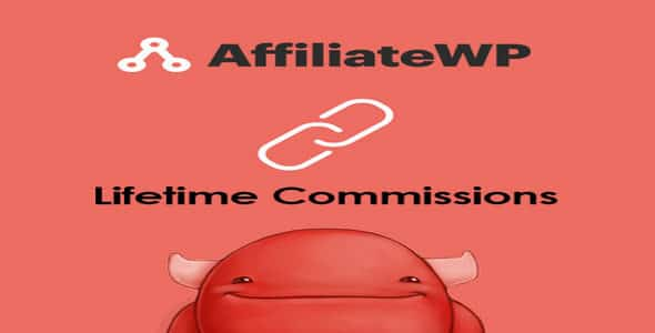 Plugin AffiliateWp Lifetime Commissions - WordPress