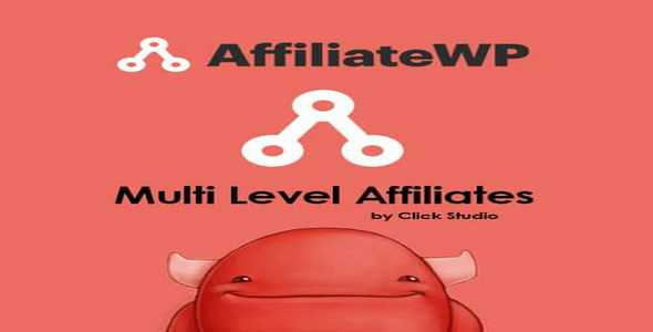 Plugin AffiliateWp Multi Level Affiliates - WordPress