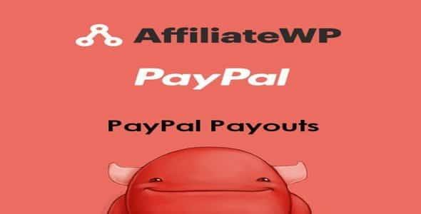 Plugin AffiliateWp PayPal Payouts - WordPress