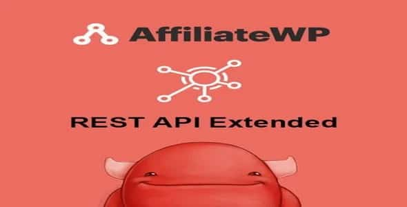 Plugin AffiliateWp Rest Api Extended - WordPress