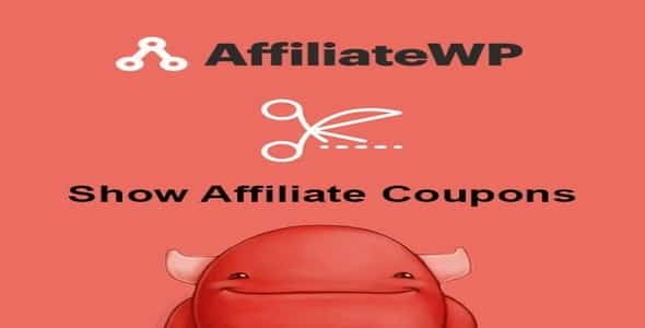 Plugin AffiliateWp Show Affiliate Coupons - WordPress