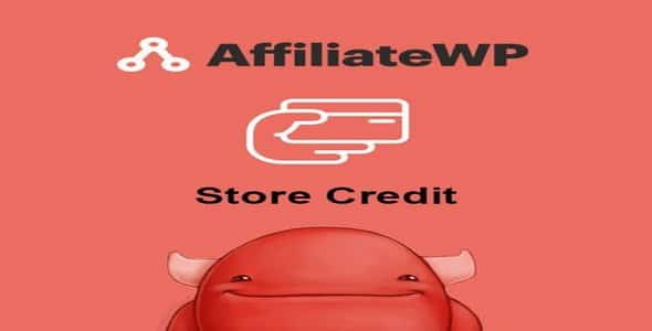 Plugin AffiliateWp Store Credit - WordPress