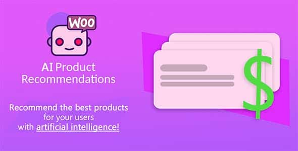 Plugin Ai Product Recommendations for WooCommerce - WordPress