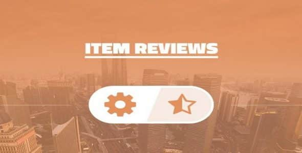 Plugin Ait Item Reviews - WordPress