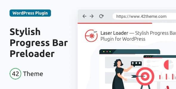 Plugin Laser Loader - WordPress