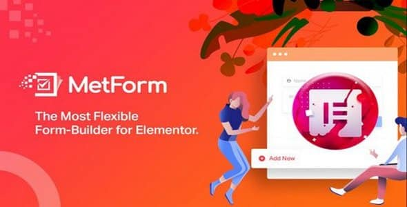 Plugin Metform Pro - WordPress