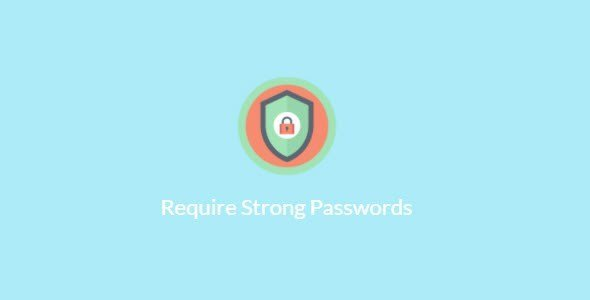 Plugin Paid Memberships Pro Require Strong Passwords - WordPress