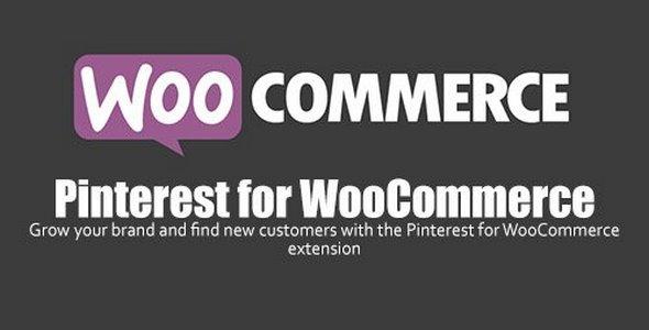 Plugin Pinterest for WooCommerce - WordPress