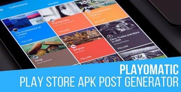 Plugin Playomatic - WordPress
