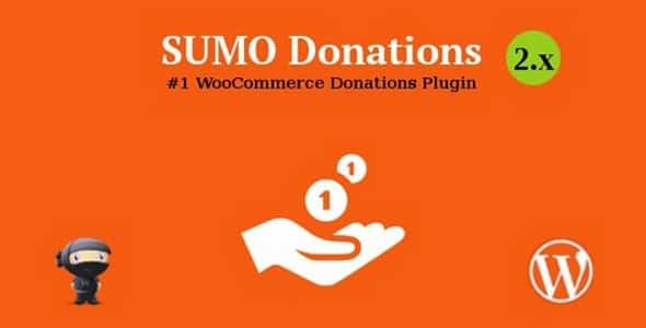 Plugin Sumo WooCommerce Donations - WordPress