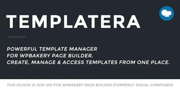 Plugin Templatera - WordPress