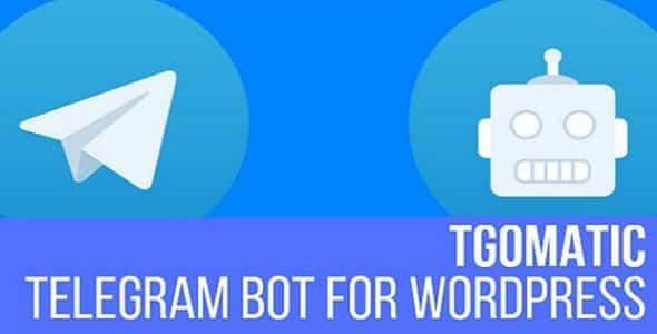Plugin Tgomatic - WordPress
