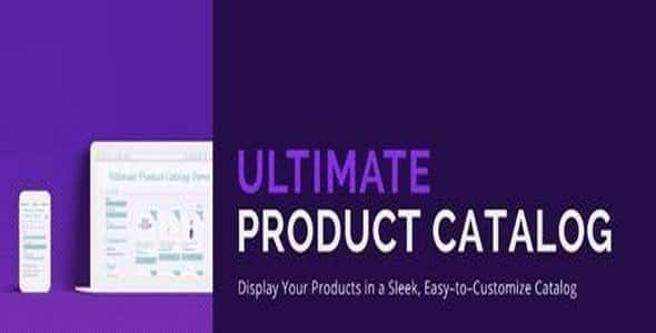 Plugin Ultimate Product Catalog - WordPress